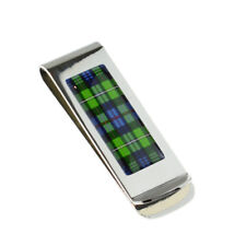 Scottish MacKenzie Tartan Design Money Clip - XMC1103C-014