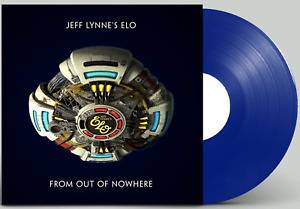 ELO E.L.O. LP From Out Of Nowhere 180 Gram BLUE VINYL 2019 Album IN STOCK