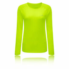 Abbigliamento da donna gialli per palestra , fitness , corsa e yoga Taglia XS