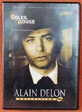 LE SOLEIL ROUGE  // ALAIN DELON - CHARLES BRONSON - URSULA ANDRES !!! DVD !!!