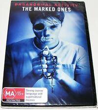 PARANORMAL ACTIVITY--The Marked Ones----(New & Sealed Dvd)