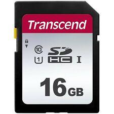 16 GB SD SDHC 16GB Class 10 Memory Card for Nikon SLR D90,D300s,D3000,D5000