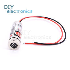 Focusable 650nm 5mW 5V Red Cross Line laser Diode Module head for Marking Line