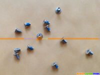 12pcs Bottom Cover Screw For DELL XPS13 9343 9350 9360 15 9550 9560 M5510