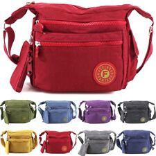 Ladies Crossbody Messenger Bag Womens Waterproof Over Shoulder Bag New