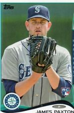 2014 Topps #123 James Paxton RC