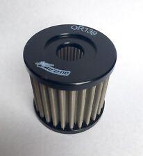 2003-2014 Suzuki Z400 Z 400 LTZ LT-Z LTZ400 Stainless Steel Reusable Oil Filter