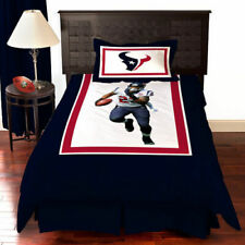 Houston Texans Arian Foster Bedding Twin Comforter Set Nfl Team Collective W/Bag