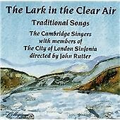 The Lark in the Clear Air, The Cambridge Singers CD | 0040888012023 | Acceptable