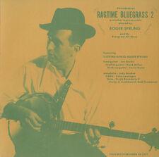 Roger Sprung - Progressive Ragtime Bluegrass - Vol. 2 [New CD]
