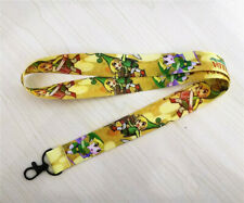The Legend of Zelda Lanyard Neck Strap Cell Phone Rope KeyChain 1C New