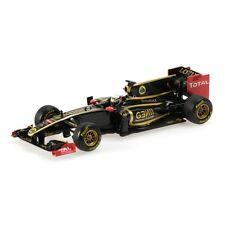 Minichamps 1:43 Lotus F1 Renault R30 Valencia Test 2012 Kimi Raikkonen 410120179