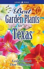 Best Garden Plants for Texas