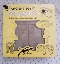 ANCIENT EGYPT STAMPS THE METROPOLITAN MUSEUM OF ART / VIKING