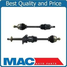 New CV Axle Shaft Set Left & Right  For Mini Cooper 02-04 Manual Transmission