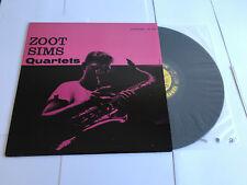 Zoot Sims Quartets ~ ~ Prestige LP 7026 ~ ~ Vinyl Lp