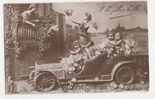 France, Bonne Anne, A la plus belle 1921 Postcard, B221