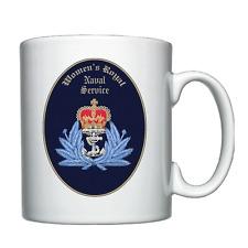 WRNS - Offficer Cap Badge - Personalised Mug