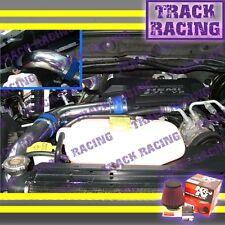 2002-2010 DODGE RAM 1500 2500 3500 COLD AIR INTAKE KIT+K&N Blue Red STG2 3p
