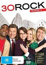 30 Rock - Season 2 DVD R4 Brand New!