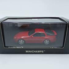 Minichamps PMA 1/43 Porsche 968 CS 1993 Red 1of 2016pcs with Box