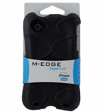 M-Edge SuperShell Protective Case Cover for iPhone 4S 4 - Black