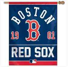 "Boston Red Sox Vertical Flag 27"" x 37"""