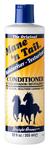 Mane'n Tail Conditioner For Thicker, Healthier Looking Hair 355ml