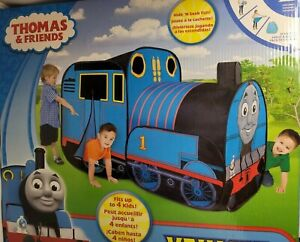NOS Playhut Thomas the Train vehicle play tent
