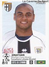 JONATHAN # BRAZIL PARMA.FC RARE UPDATE STICKER CALCIATORI 2012 PANINI