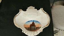 Made In Germany Porcelain Pabst Building Milwuakee Wisconsin Ashtray