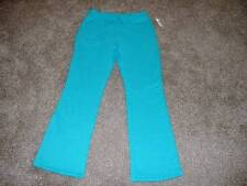 Aeropostale Girls Size 12 Turquoise Casual Lounge Pants Bottoms NWT NEW