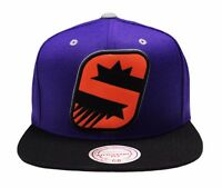 NBA Mitchell & Ness Phoenix Suns Reflective Snapback Cap - New - One Size
