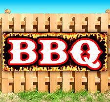 Bbq Advertising Vinyl Banner Flag Sign Many Sizes Fair Carnival Food