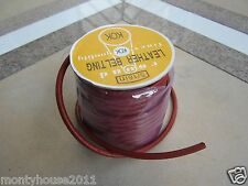 """New!Quality Leather Belt For Vintage Light Industrial Sewing Machine 5/16"""" Thick"""