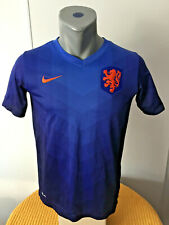 NETHERLANDS HOLLAND 2014/15 Soccer Jersey Football Shirt Trikot KNVB Camiseta