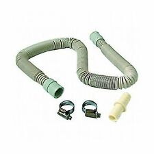 for BUSH Washing Machine Waste Drain Hose Pipe Extension Connection Kit 2.5m