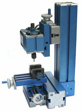 Metal Milling Machine Micro DIY Machinery Power Tool Woodworking 12VDC 24W 2A