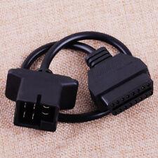 OBD OBD2 Adaptador Cable conector código lector forma para Chrysler Jeep Dodge