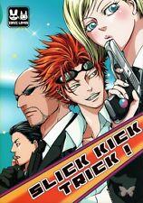 Final Fantasy 7 VII FF7 FFVII BL Doujinshi Comic Rude x Reno TURKS Slick Kick Tr