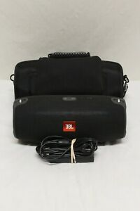 JBL Xtreme Portable Bluetooth Waterproof Speaker- Black with Case D3