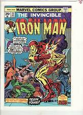 IRON MAN #72 VF/NM