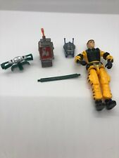 GI Joe Body Part  1988 LightFoot       Torso      C8.5 Very Good