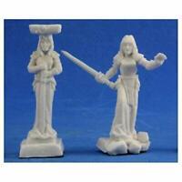 Bones: Caryatid Columns (2) ACC NEW