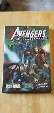 AVENGERS DISASSEMBLED: IRON THOR & CAPTAIN AMERICA~ MARVEL HARDCOVER RARE NEW