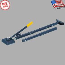 Carpet Stretcher Adjustable Quick Install Flooring Tool Bracing Foot Lever New