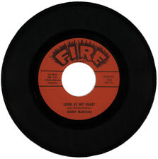 """BOBBY MARCHAN  """"LOOK AT MY HEART""""   NORTHERN SOUL / R&B"""