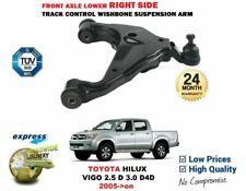 FOR TOYOTA HILUX VIGO 2.5 D 3.0 D4D 2005->FRONT AXLE RIGHT LOWER SUSPENSION ARM