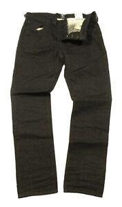 PRPS Goods & Co. Men's Black Demon Slim Fit Jeans