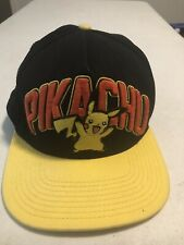 Picachu Hat Cap Pokemon Hat Cartoon Hat c30